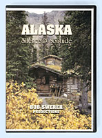 Buy Alaska Silence & Solitude on DVD,  (Dick Proenneke)