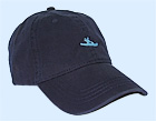 Alone in the Wilderness hat - Navy
