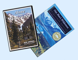 Alone DVD and Book Package